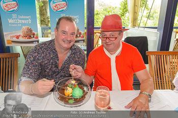 Eisdessert Wettbewerb - Summerstage, Wien - Mo 12.08.2019 - 21