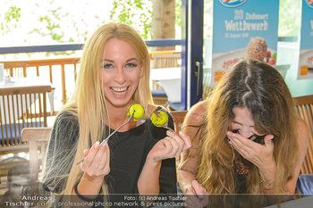 Eisdessert Wettbewerb - Summerstage, Wien - Mo 12.08.2019 - Yvonne RUEFF, Cecile NORDEGG27