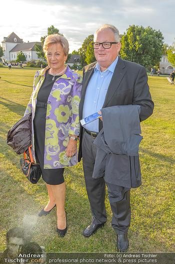 Festival Eröffnung - Grafenegg Wolkenturm - Fr 16.08.2019 - Rotraud und Christian KONRAD25