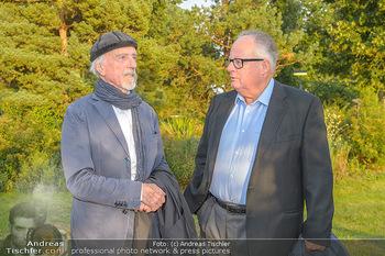 Festival Eröffnung - Grafenegg Wolkenturm - Fr 16.08.2019 - Arik BRAUER, Christian KONRAD27