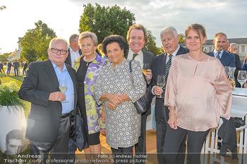 Festival Eröffnung - Grafenegg Wolkenturm - Fr 16.08.2019 - Christian und Rotraut KONRAD, Peter WECK mit Johanna, Rudolf und31
