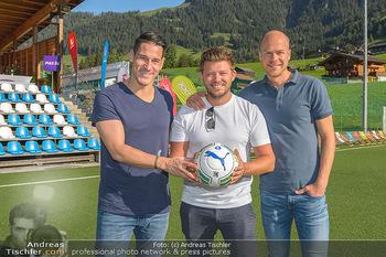 Samsung Charity Cup - Alpbach - Di 27.08.2019 - Jonny ERTL, Mario HOCHGERNER, Helge PAYER1
