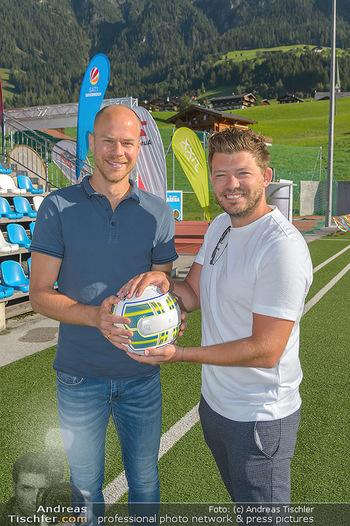 Samsung Charity Cup - Alpbach - Di 27.08.2019 - Jonny ERTL, Mario HOCHGERNER16