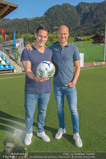 Samsung Charity Cup - Alpbach - Di 27.08.2019 - Jonny ERTL, Helge PAYER18