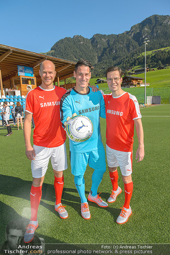 Samsung Charity Cup - Alpbach - Di 27.08.2019 - Johnny ERTL, Helge PAYER, Marvin PETERS62
