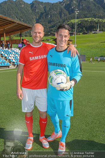 Samsung Charity Cup - Alpbach - Di 27.08.2019 - Johnny ERTL, Helge PAYER63