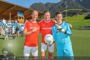 Samsung Charity Cup - Alpbach - Di 27.08.2019 - Johnny ERTL, Helge PAYER, Michael STIX64