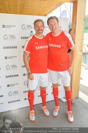 Samsung Charity Cup - Alpbach - Di 27.08.2019 - 82