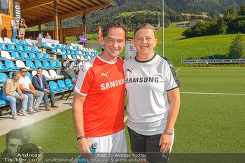 Samsung Charity Cup - Alpbach - Di 27.08.2019 - Kurt GOLLOWITZER, Petra GREGORITS93