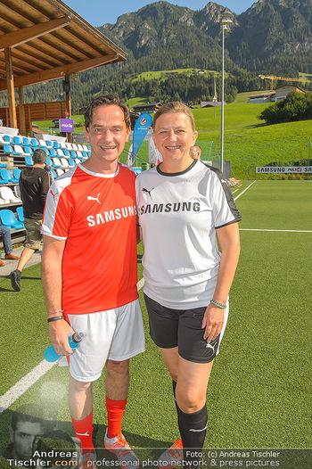 Samsung Charity Cup - Alpbach - Di 27.08.2019 - Kurt GOLLOWITZER, Petra GREGORITS94