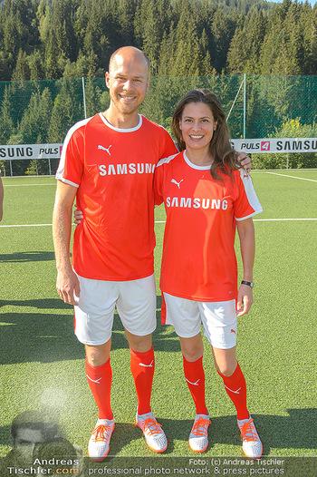 Samsung Charity Cup - Alpbach - Di 27.08.2019 - Natalia CORRALES-DIEZ, Johnny ERTL100