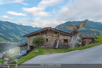Weinverkostung - Böglalm, Alpbach - Mi 28.08.2019 - Böglalm Hütte3
