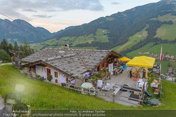 Weinverkostung - Böglalm, Alpbach - Mi 28.08.2019 - Böglalm Hütte4