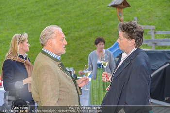 Weinverkostung - Böglalm, Alpbach - Mi 28.08.2019 - Alex HESSE, Wolfgang ROSAM8