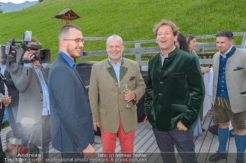 Weinverkostung - Böglalm, Alpbach - Mi 28.08.2019 - 12