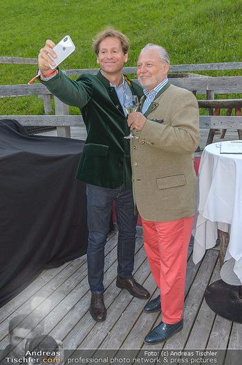 Weinverkostung - Böglalm, Alpbach - Mi 28.08.2019 - Trevor D. TRAINA, Wolfgang ROSAM13