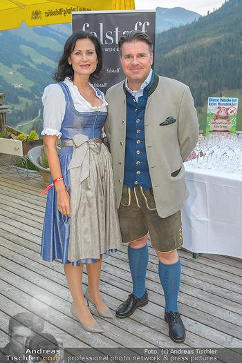 Weinverkostung - Böglalm, Alpbach - Mi 28.08.2019 - Silvia und Gerald GRÜNBERGER14