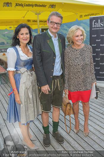 Weinverkostung - Böglalm, Alpbach - Mi 28.08.2019 - Silvia GRÜNBERGER, Gerald GERSTBAUER, Kathryn HALL15
