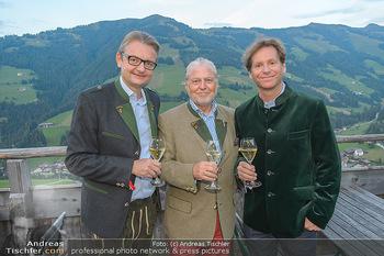 Weinverkostung - Böglalm, Alpbach - Mi 28.08.2019 - Trevor D. TRAINA, Wolfgang ROSAM, Gerald GERSTBAUER21