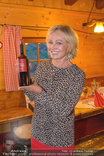 Weinverkostung - Böglalm, Alpbach - Mi 28.08.2019 - Kathryn HALL43