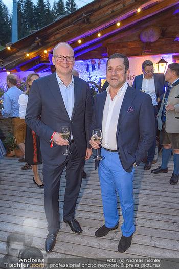Weinverkostung - Böglalm, Alpbach - Mi 28.08.2019 - Julian JÄGER, Marcel HARASZTI48