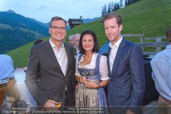 Weinverkostung - Böglalm, Alpbach - Mi 28.08.2019 - Thomas KRALINGER, Silvia GRÜNBERGER, Alexis VON HOENSBROECH50