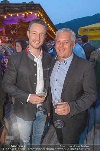 Weinverkostung - Böglalm, Alpbach - Mi 28.08.2019 - Gernot BLÜMEL, Johann ARSENOVIC55