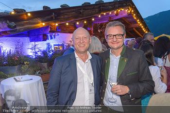 Weinverkostung - Böglalm, Alpbach - Mi 28.08.2019 - Peter KOLLMANN (?), Gerald GERSTBAUER56