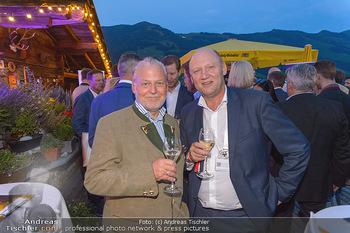 Weinverkostung - Böglalm, Alpbach - Mi 28.08.2019 - Peter KOLLMANN (?), Wolfgang ROSAM61
