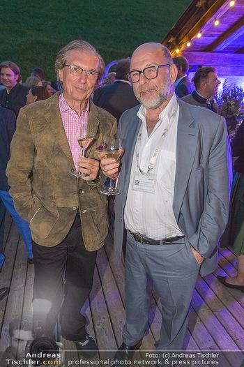 Weinverkostung - Böglalm, Alpbach - Mi 28.08.2019 - Friedrich STICKLER, Gabriel LANSKY66