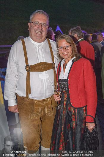 Weinverkostung - Böglalm, Alpbach - Mi 28.08.2019 - Ludwig BITTNER, Beatrix KARL74