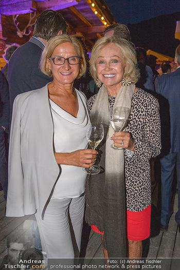Weinverkostung - Böglalm, Alpbach - Mi 28.08.2019 - Johanna MIKL-LEITNER, Kathryn HALL85