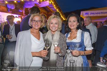 Weinverkostung - Böglalm, Alpbach - Mi 28.08.2019 - Johanna MIKL-LEITNER, Kathryn HALL, Silvia GRÜNBERGER86