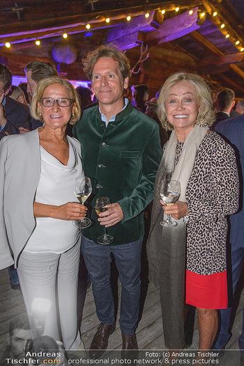 Weinverkostung - Böglalm, Alpbach - Mi 28.08.2019 - Johanna MIKL-LEITNER, Kathryn HALL, Trevor D. TRAINA87