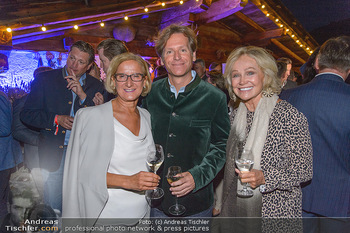 Weinverkostung - Böglalm, Alpbach - Mi 28.08.2019 - Johanna MIKL-LEITNER, Kathryn HALL, Trevor D. TRAINA88