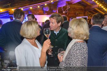 Weinverkostung - Böglalm, Alpbach - Mi 28.08.2019 - Johanna MIKL-LEITNER, Kathryn HALL, Trevor D. TRAINA92