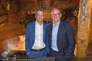 Weinverkostung - Böglalm, Alpbach - Mi 28.08.2019 - Thomas ARNOLDER, Julian JÄGER95