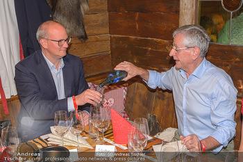 Weinverkostung - Böglalm, Alpbach - Mi 28.08.2019 - Julian JÄGER, Wilhelm MOLTERER101