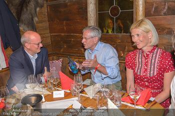 Weinverkostung - Böglalm, Alpbach - Mi 28.08.2019 - Julian JÄGER, Wilhelm MOLTERER, Bernadette ARNOLDER103