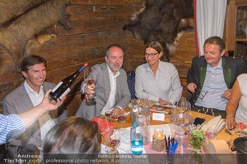 Weinverkostung - Böglalm, Alpbach - Mi 28.08.2019 - Robert ZADRAZIL, Thomas DROZDA, Lisa TOTZAUER, Gerald GERSTBAUER121