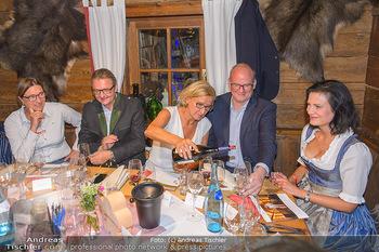Weinverkostung - Böglalm, Alpbach - Mi 28.08.2019 - Lisa TOTZAUER, Gerald GERSTBAUER, Johanna MIKL-LEITNER, Julian J123