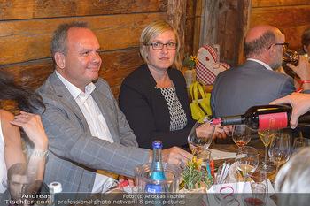 Weinverkostung - Böglalm, Alpbach - Mi 28.08.2019 - 137