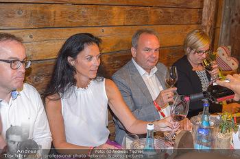 Weinverkostung - Böglalm, Alpbach - Mi 28.08.2019 - 138