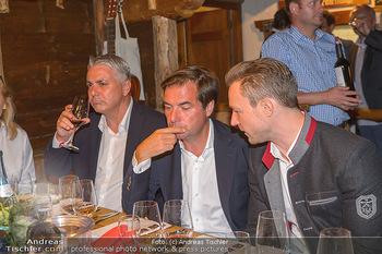 Weinverkostung - Böglalm, Alpbach - Mi 28.08.2019 - Peter BOSEK, Rainer NOWAK, Gernot BLÜMEL146