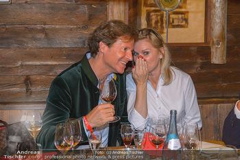 Weinverkostung - Böglalm, Alpbach - Mi 28.08.2019 - Trevor D. TRAINA, Elisabeth KAMPER156
