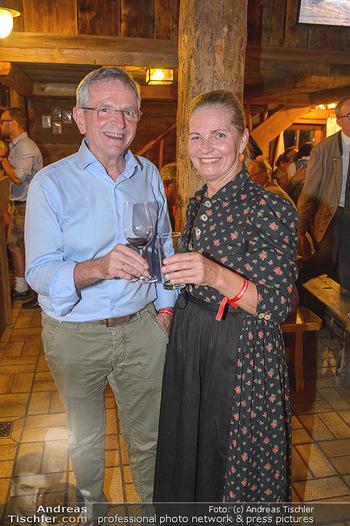 Weinverkostung - Böglalm, Alpbach - Mi 28.08.2019 - 161