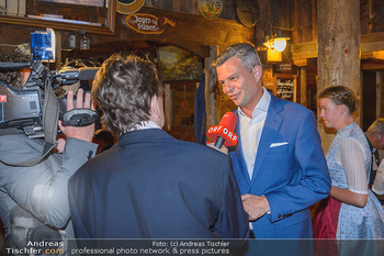 Weinverkostung - Böglalm, Alpbach - Mi 28.08.2019 - Thomas ARNOLDER gibt Interview167