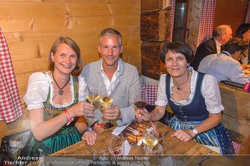 Weinverkostung - Böglalm, Alpbach - Mi 28.08.2019 - 174