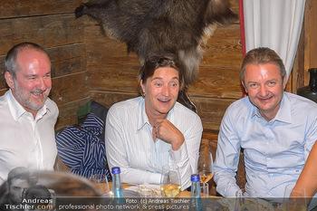 Weinverkostung - Böglalm, Alpbach - Mi 28.08.2019 - Thomas DROZDA, Lisa TOTZAUER, Gerald GERSTBAUER192