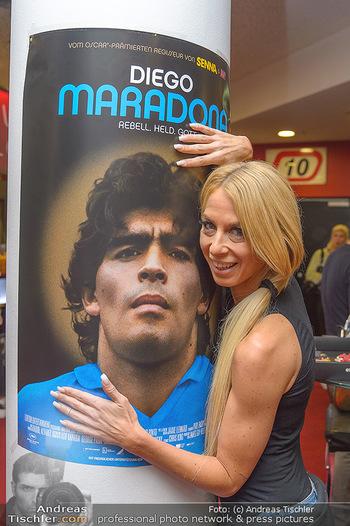 Diego Maradona Doku - Lugner Kinocity - Di 03.09.2019 - Yvonne RUEFF2